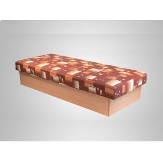 Váľanda s matracom sendvič