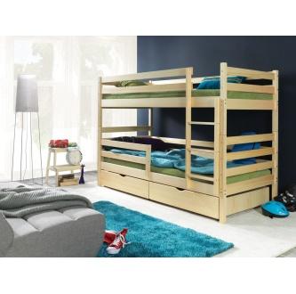 Poschodová posteľ Alex