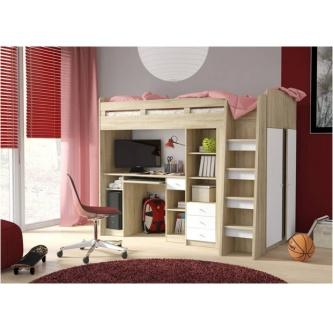Poschodová posteľ UNIT