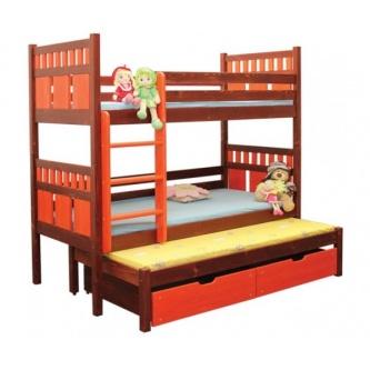 Poschodová posteľ Máša