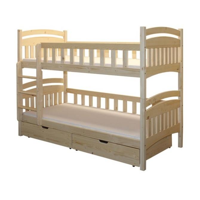 Poschodová posteľ Ovečka