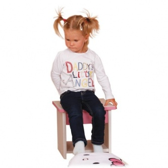 Detská stolička C127