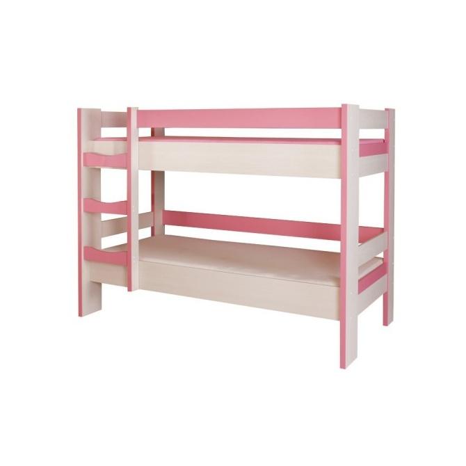 Poschodová posteľ C123