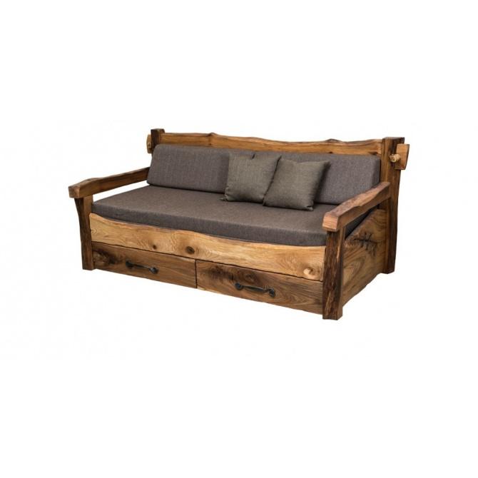 Brestová posteľ Corona