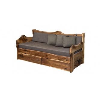 Brestová rozkladacia posteľ Alma