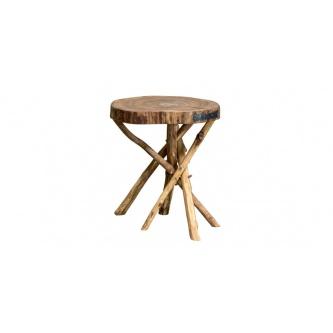 Brestový konferenčný stolík