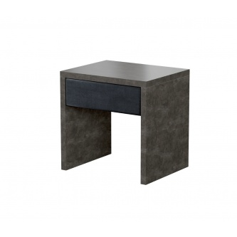 Nočný stolík Dark Stone