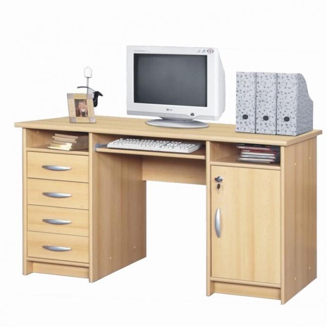 Počítačový stolík B9