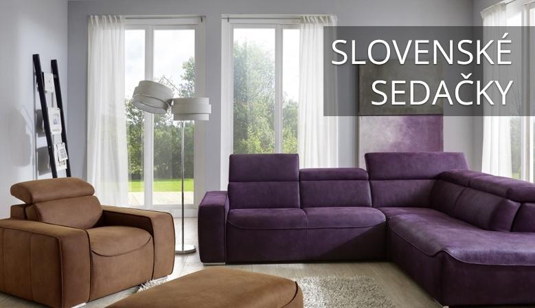 Slovenské sedačky